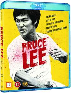 Bruce Lee Collection (5 Film Box Set) [Blu-ray] - £14.99 Delivered @ Coolshop