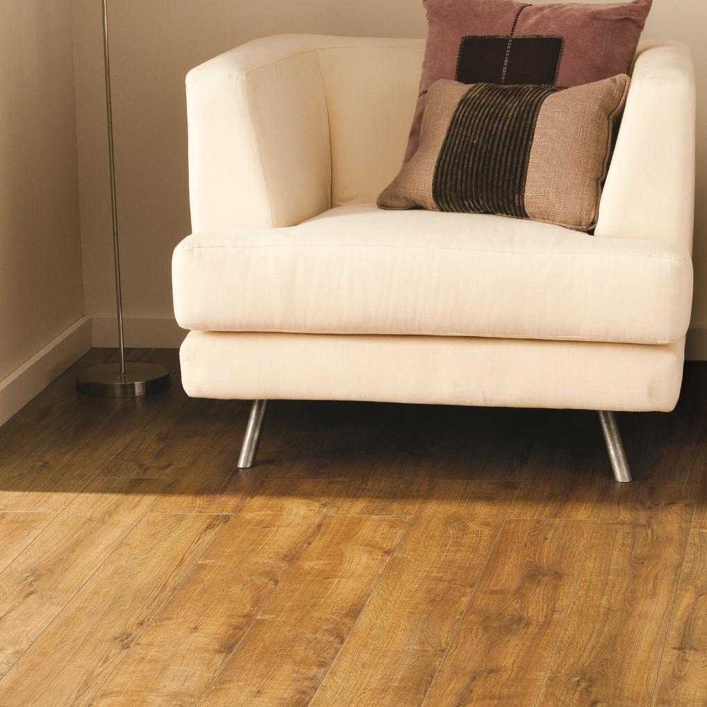 Dalby Oak Laminate Flooring £17.30 2.46sqm per pack / 15% Off When Spending Over £50 using Reserve & Collect - EG: 3 Packs £44.12 @ Homebase