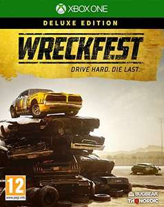 Wreckfest Deluxe Xbox One £29.99 @ Game