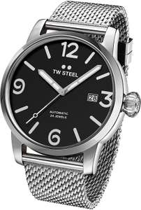 Tw Steel Automatic Watch On Milanese Strap And Seiko Movement £129.99 @ TK Maxx