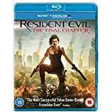 Resident Evil: The Final Chapter [Blu-ray] £.2.40 @ Amazon (+ £2.99 Non Prime)