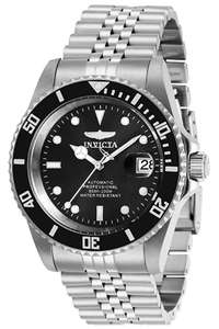 Invicta Mens Analogue Classic Automatic Watch with Stainless Steel Strap 29178 £79.46 delivered @ Amazon US