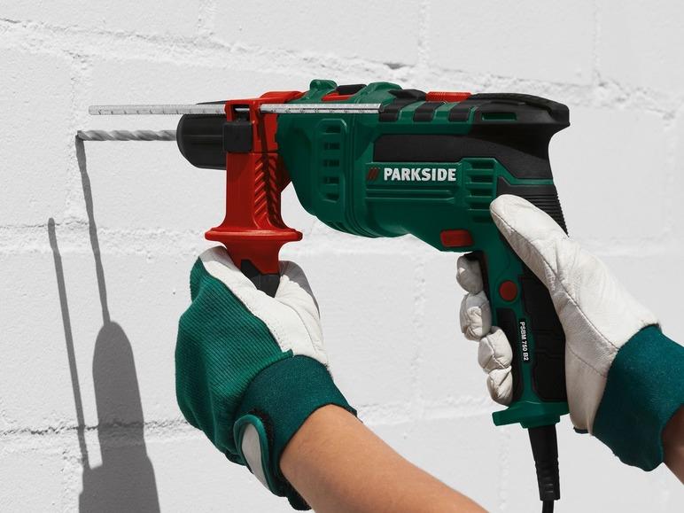 Parkside PSBM 750 B2 Hammer Drill £7.50 instore @ Lidl Bromsgrove