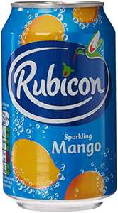 Rubicon Mango drink & other Rubikon drinks reduced to 39p or 3 for £1 Instore at B&M