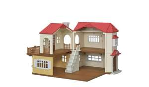 Sylvanian Families Red Roof Country Home - £48 (With Code) @ Argos - Free Collection
