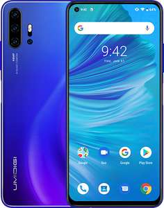 UMIDIGI F2 PRE-SALE item. Stock Android 10. 6/128GB. 32/48MP Camera 5150mAh Battery - £127.30 @ Ali Express / UMDIGI