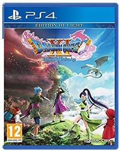 [PS4] Dragon Quest XI: Echoes of an Elusive Age - Edition of Light - £16.85 delivered @ Simply Games