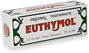 Euthymol Toothpaste 6 Pack - £2.66 Delivered @ chemistdirect via Amazon