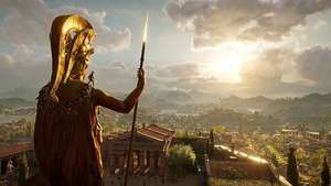 Pre-Owned Assassins Creed Odyssey (PS4) (XBOX One) - £12 @ Boomerang Rentals