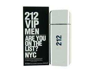 Carolina Herrera 212 VIP Eau De Toilette 100ml Spray - £46.36 Delivered @ perfume_shop_direct / eBay