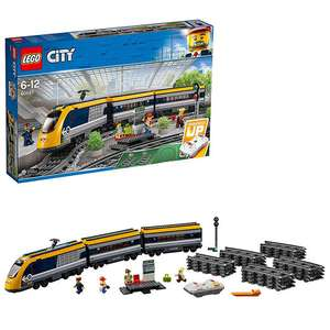 LEGO City Trains 60197 Passenger Train Age 6-12 677pcs, - £89.95 delivered from Jadlam Racing Models