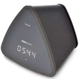 MIXX Audio S3 Portable Bluetooth Speaker & Digital Clock - Black - £11.84 (With Code) @ Robert Dyas. Free Click & Collect.