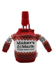 Maker's Mark in Christmas Jumper 70cl instore £25 @ Sainsburys