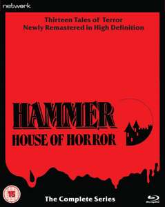 Zavvi - Hammer House of Horror - The Complete Series Blu-ray £16.99 (£1.99 P&P) £18.98