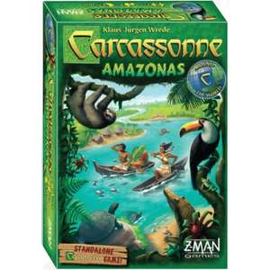 Carcassonne Amazonas Board Game £12.99 @ 365games