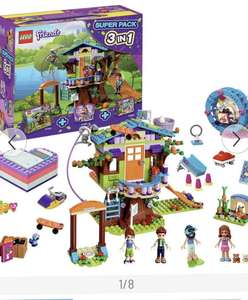 LEGO Friends 3 in 1 Super Pack - 66620 £20 with code @ Argos