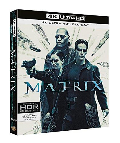 The Matrix [4K UHD] + Interstellar [4K UHD] - both, together for £16.63 delivered @ Amazon.it