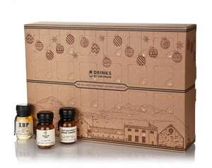 Drinks by the Dram 2017 The Old and Rare Whisky Advent Calendar, 24 x 3 cl @ Approved Food