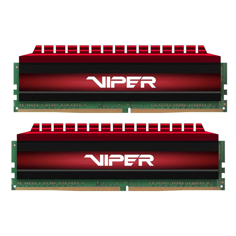 Patriot Viper 4 Series Extreme Performance DDR4 16GB (2 X 8GB) 3200MHz Kit £54.99 at Amazon