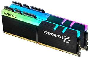 G.Skill Trident Z RGB 16GB DDR4 16GTZR Kit 3200 CL16 (2x8GB) £71.45 (£69 with fee free card) Delivered @ Amazon Germany