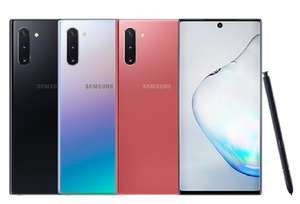 Samsung Galaxy Note 10 5G (N971N) 12GB Ram 256GB Unlocked £649 @ Wonda Mobile