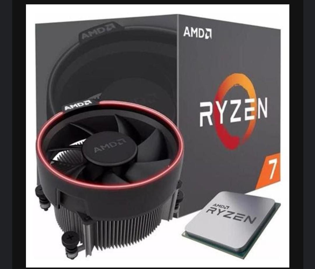 Ryzen 7 2700 - 3.2GHz 8x Core Processor - £153.18 @ Aria PC