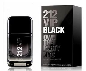 Carolina Herrera 212 VIP Men Black Eau De Parfum 50ml - £28 @ Superdrug