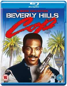 Beverly Hills Cop: (Triple Feature Blu Ray) £6.55 Delivered with code @ Zoom