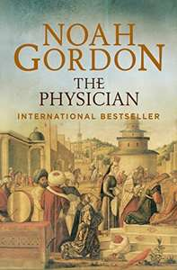 Noah Gordon - The Physician (The Cole Trilogy Book 1) - £1.98 (Kindle Edition) @Amazon UK