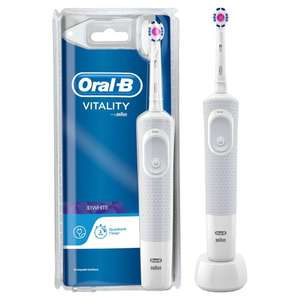 Oral-B Vitality 3DWhite Electric Toothbrush £17.50 @ Wilko