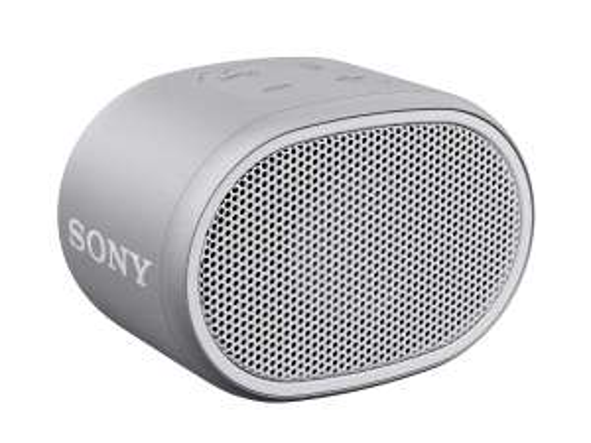 Sony SRS-XB01 Portable Bluetooth Speaker £16.99 Black & Red in Description £2 @Very (£2 C&C)