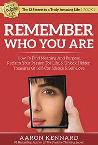 Remember who you are Kindle e-Book Free @ Amazon