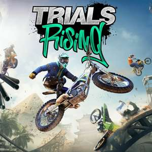 Trials Rising PS4 - £9.99 with PS Plus Membership / £14.99 without PS Plus @ Playstation Store