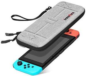Portable HardShell Carrying Case for Switch & 8 Game Cartridges Accessories £7.99 - Sold by Hugo Camp and Fulfilled by Amazon.