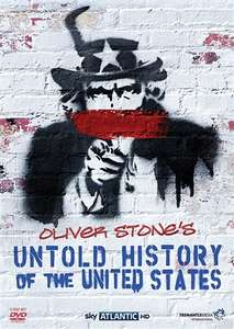 The untold history of the United States DVD (Oliver Stone) £6.50 (second hand) delivered @ CeX