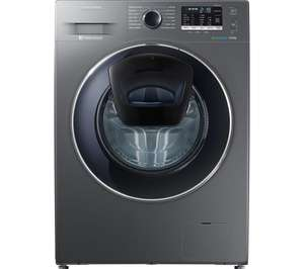 SAMSUNGAddWash WW80K5410UX 8 kg 1400 Spin Washing Machine - Graphite £389 @ Currys PC World