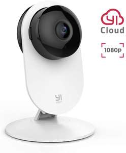 YI Home Camera 1080p FHD Wireless Wifi Camera Security IP Camera with Night Vision - £20.99 - Sold by Seeverything UK / FBA