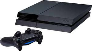 Playstation 4 Console, 500GB Black £155 at cex
