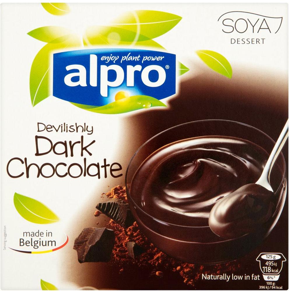 Alpro dark chocolate soya £1.19 at Lidl