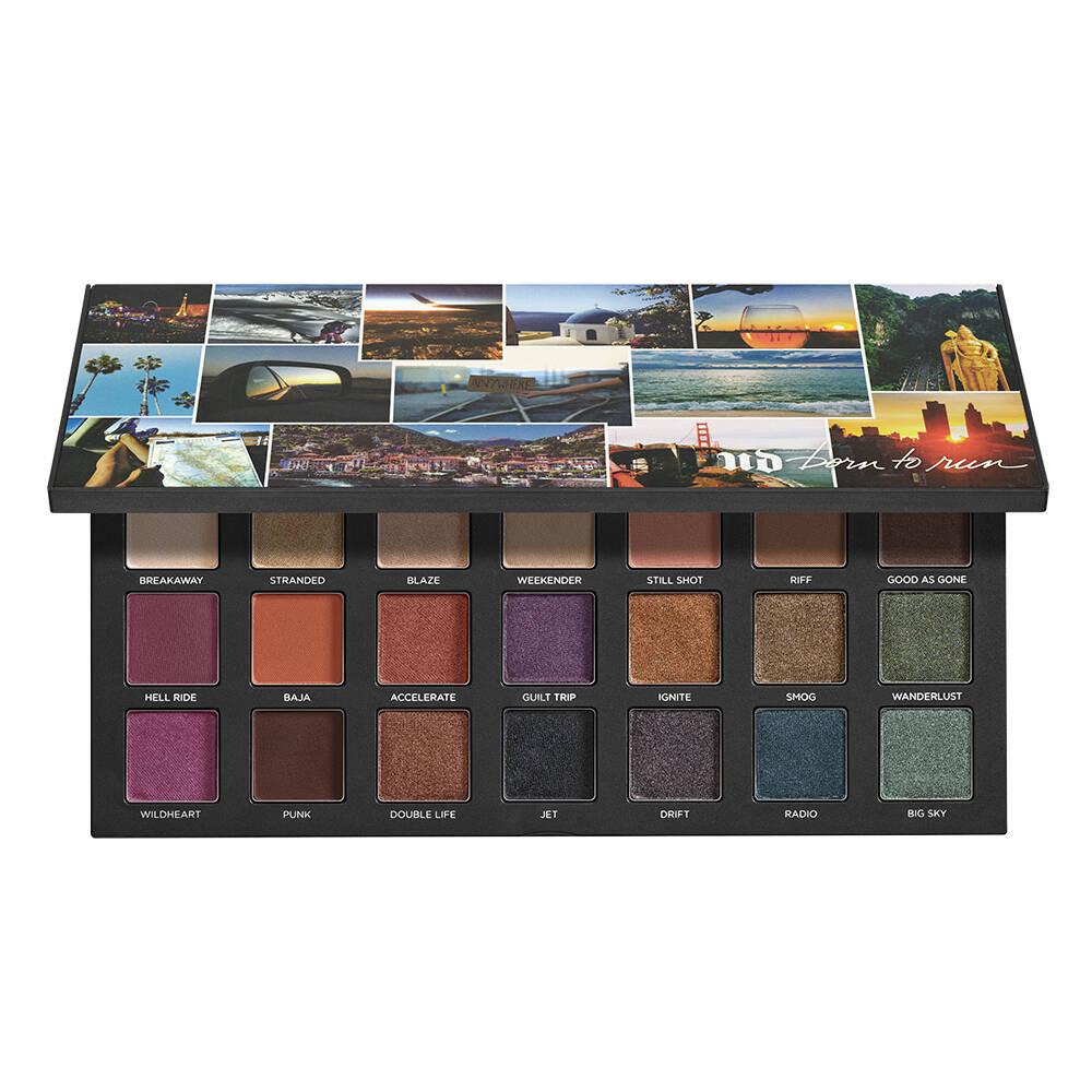 Urban Decay Born To Run Eyeshadow Palette £29.40 @ Urban Decay Shop