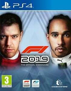 F1 2019 (PS4) £31.85 @ Boss Deals / eBay