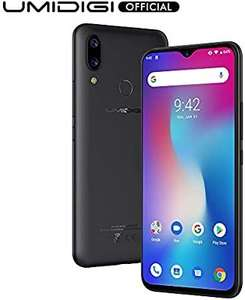 Umidigi Power FHD 64GB ROM 4GB RAM NFC 5150mah Battery Dual SIM 4G Dual Camera Smartphone £102.86 @ Amazon DE (£95.20 w/fee free card)