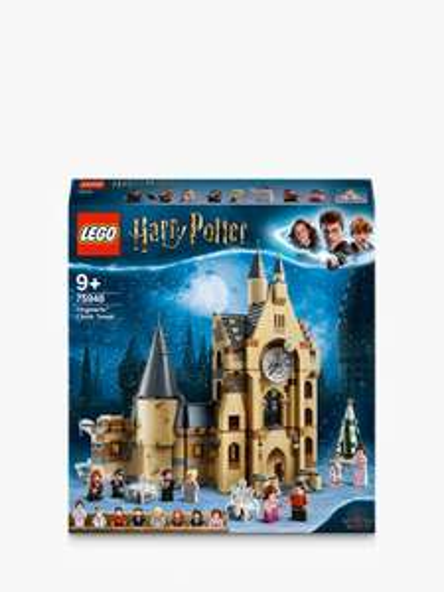 LEGO Harry Potter 75948 Hogwarts Castle Clock Tower £54.49 @ John Lewis & Partners