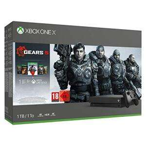 Xbox One X - Gears of War 5 Bundle £298.71 (£287.66 with Fee free card) @ Amazon Italy