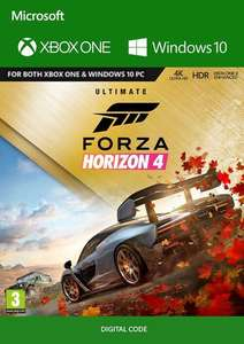 Forza Horizon 4: Ultimate Edition Xbox One/PC (UK) £44.99 @ CDKeys