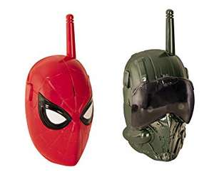 Spiderman homecoming walkie talkies- £3.99 @ Home Bargains