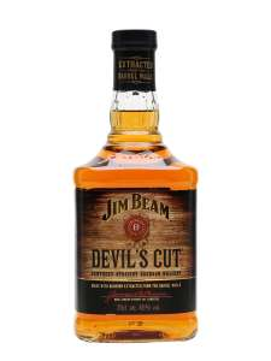 Jim Beam Devils Cut 70cl - £18 @ Asda