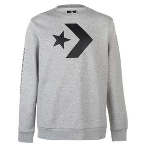 Converse SC Crew Neck Sweatshirt £20.99 Delivered (With Code) @ Sports Direct