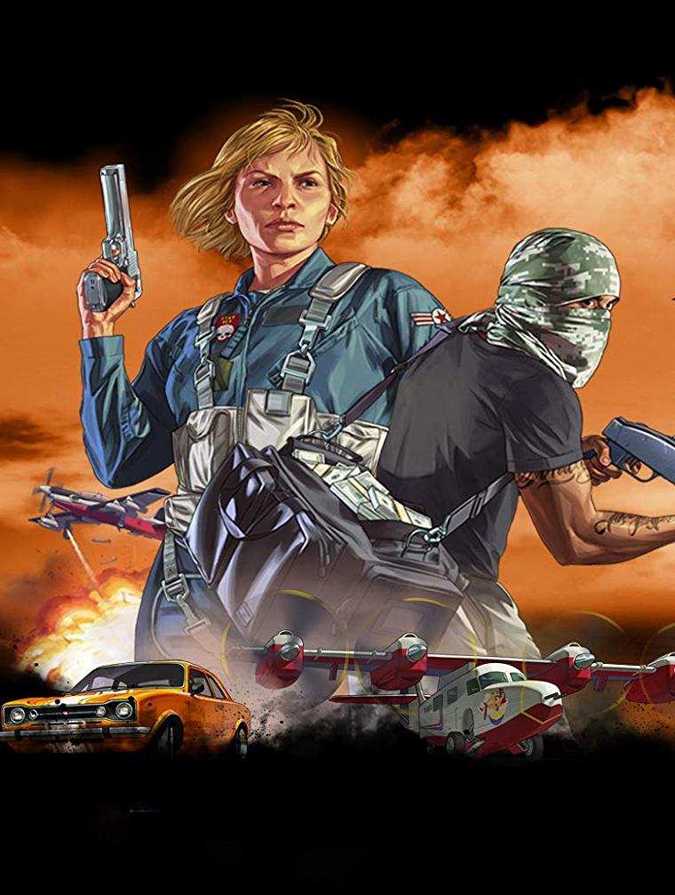 GTA Online : Lago Zancudo Bunker + Hangar 3499 + GTA 250,000 (PC, Xbox One & PlayStation 4) Free @ Twitch Prime