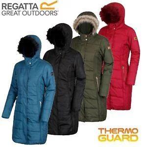 Regatta Ladies Fermina i / ii Thermoguard Water repellent Coat £19.98 with delivery @ eBay / klassyk07